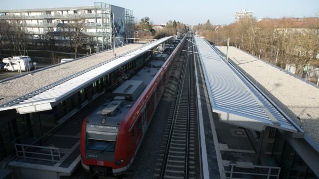 Bahnhof Unterschleißheim