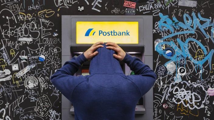 Geldautomat auf der Roonstraße Köln 16 04 2016 Foto xC xHardtx xFuturexImage