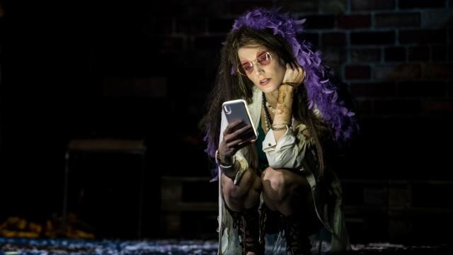 Honorarfreies Pressefoto zur aktuellen Berichterstattung  Hair Saarländisches Staatstheater
