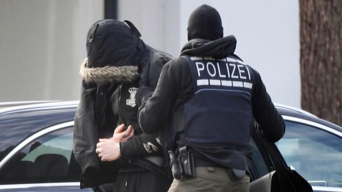 """Terrorprozess gegen """"Gruppe S."""""""