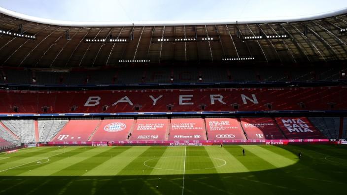 Bundesliga - Bayern Munich v 1. FC Union Berlin