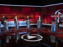 Titel: Showdown der Kandidaten âÄ