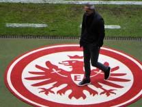 05.12.2020 Frankfurt am Main, Deutsche Bank Park Fussball, 1. Bundesliga, Saison 2020/2021 Eintracht Frankfurt (SGE) ge