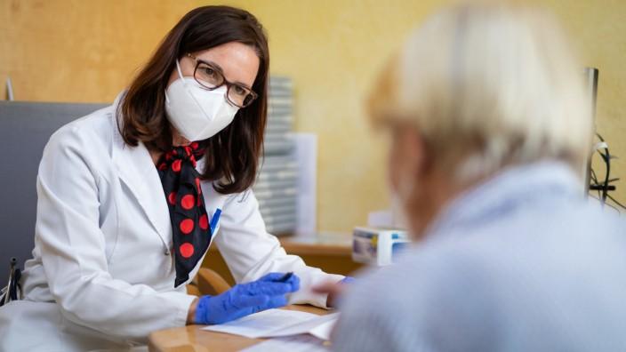Coronavirus - Impfung beim Hausarzt