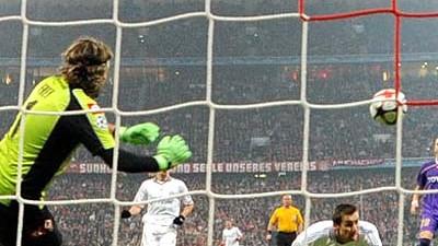 Champions League: AC Florenz: Miroslav Kloses Abseitstor sorgt in Italien für Empörung.