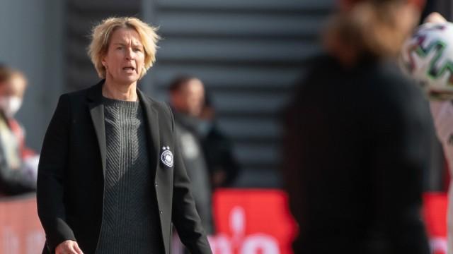 Fußball, Frauen: Länderspiele, Deutschland - Norwegen