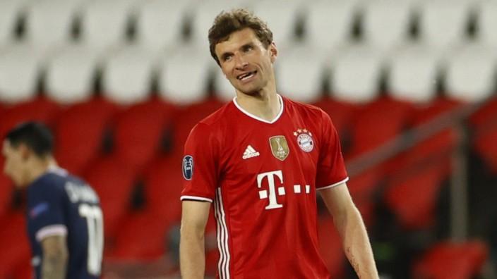 Champions League - Quarter Final Second Leg - Paris St Germain v Bayern Munich