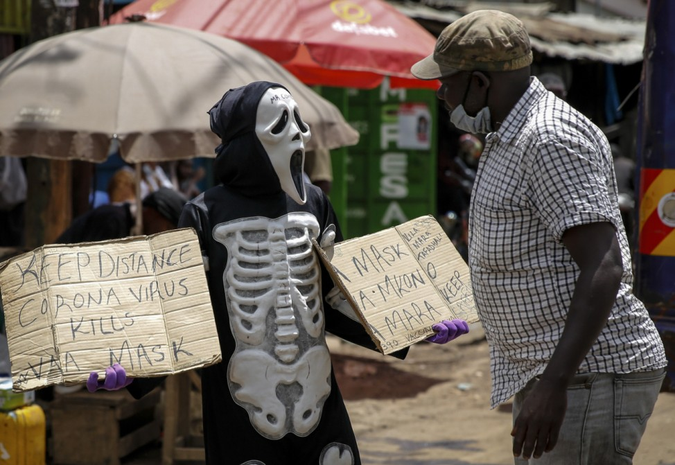 Coronavirus - Kenia