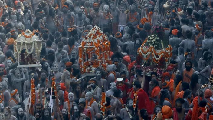 Kumbh Mela in Haridwar