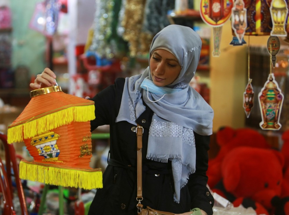 Lebanese Muslims prepare for the holy fasting month of Ramadan, in Sidon