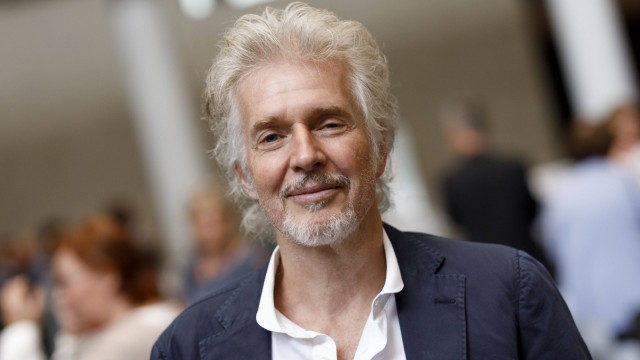 Literatur: Schriftsteller Frank Schätzing beim Kölner Ehrenamtstag 2019