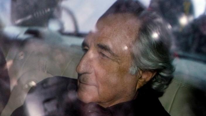 Bernie Madoff 2009 in New York