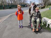 Großbritannien: Laufen für Opa