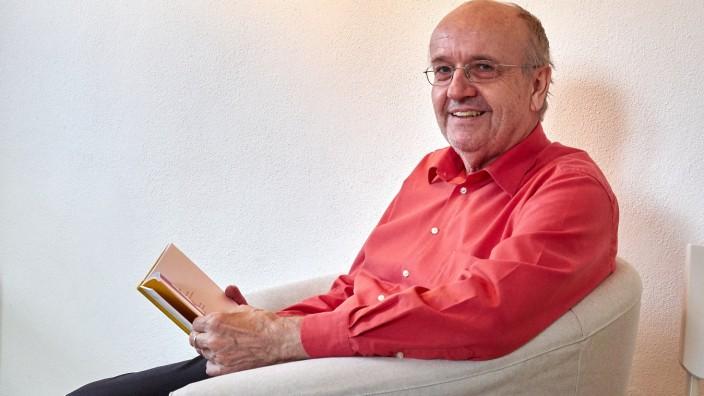 Bernhard Winter, Initiator der Sonntagsbegegnungen in Markt Schwaben, 2020