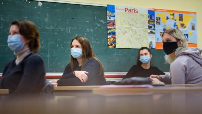 Coronavirus - Unterricht an Schulen in Schleswig-Holstein
