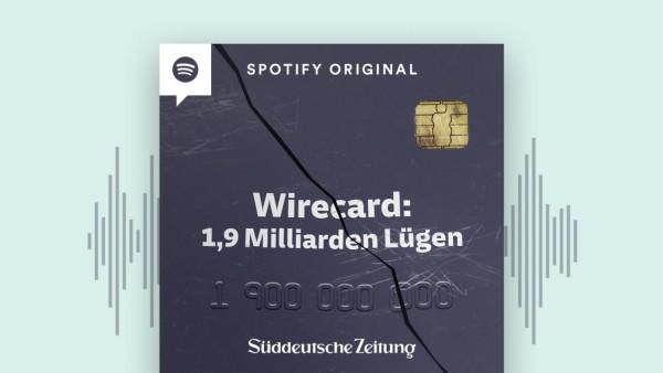 Wirecard Podcast Übersichtsseite