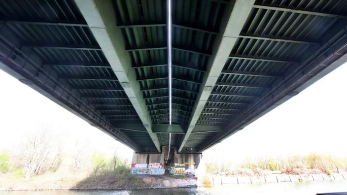 Sperrungen durch Schäden an Autobahnbrücken im Ruhrgebiet