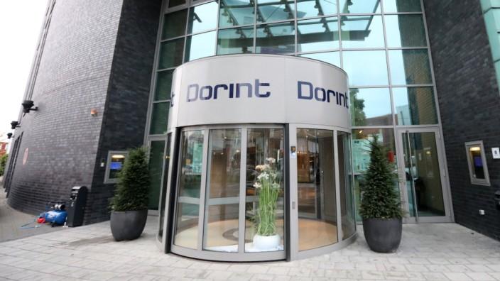 / Dorint Hotel / Hygiene ATP Tennis Turnier Dorint Hotel Köln Deutschland 16.10.2020 *** ATP Dorint