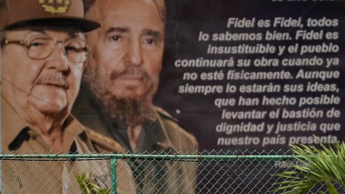 Castro Kuba