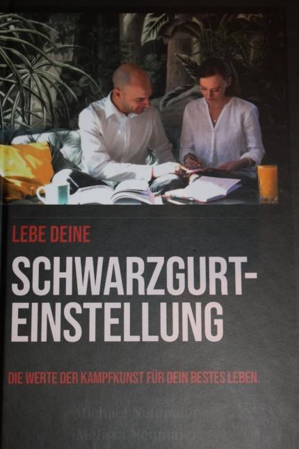 Buch: Schwarzgurt-Einstellung