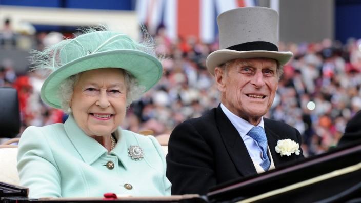 Queen-Ehemann Prinz Philip ist tot