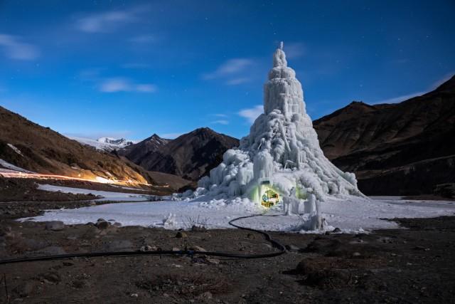 Jazbec Artificial Glaciers MM9069