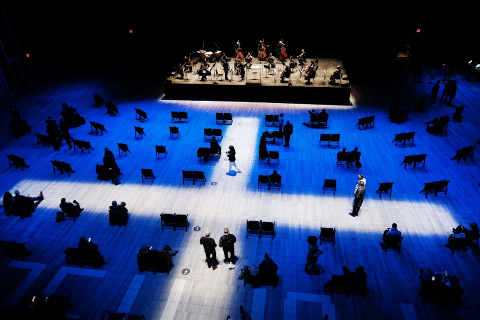 New York Philharmonic Returns With Limited Audience Capacity Concerts