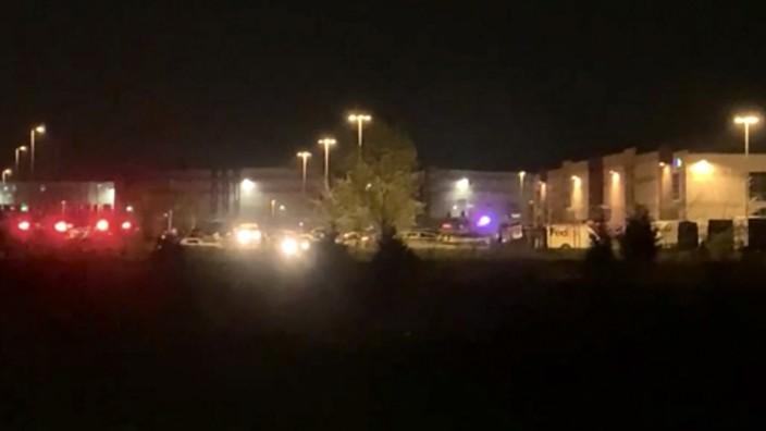 Indianapolis: Schießerei in einen Fedex-Lager im April 2021