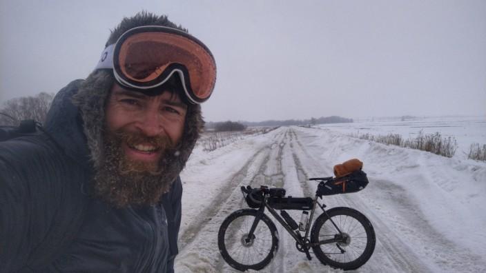 Extremsport - Triathlon um die Welt - Jonas Deichmann