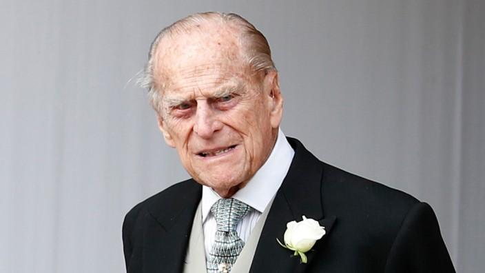 Nach Tod von Prinz Philip