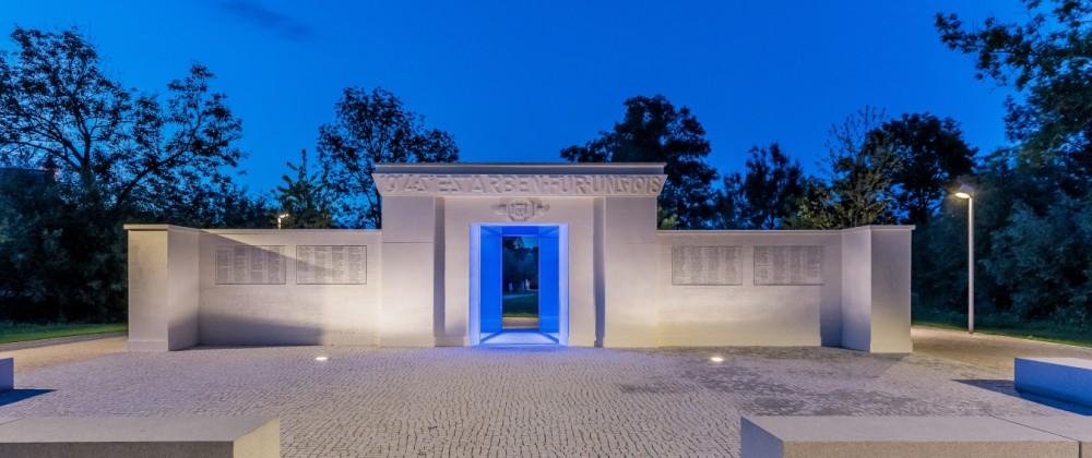 Das Kriegerdenkmal in Gundelfingen