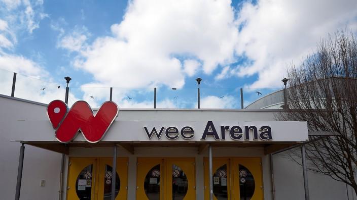 Eishockey Tölzer Löwen WEE-Aena