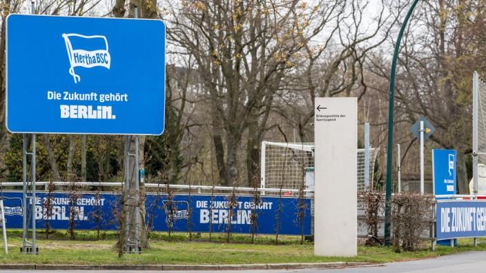 Corona-Fälle bei Hertha BSC