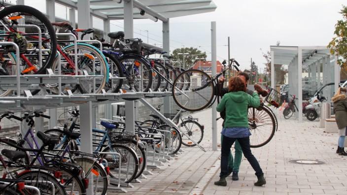 Einweihung der Park & Ride-Anlage; Park & Ride-Anlage eingeweiht