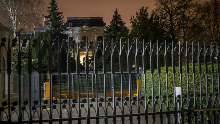 The Czech Republic To Expel 18 Diplomats From The Russian Embassy