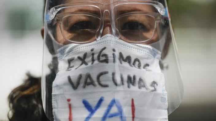 Corona-Impfung Venezuela