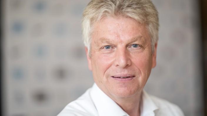DLV-Präsident Jürgen Kessing