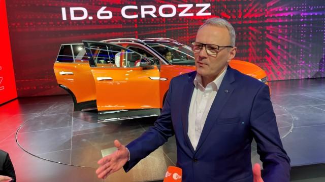 Volkswagen will bei E-Autos in China aufholen