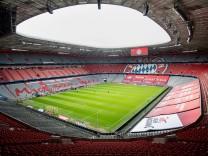 Bayern München - leere Arena
