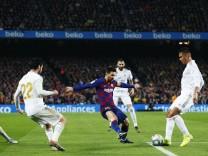 Lionel Messi (Barcelona), DECEMBER 18, 2019 - Football / Soccer : Spanish La Liga Santander match between FC Barcelona,; Messi