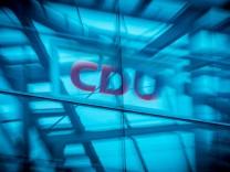 Partzeizentrale der CDU