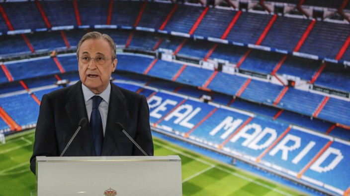 Real-Präsident Pérez bis 2025 im Amt bestätigt