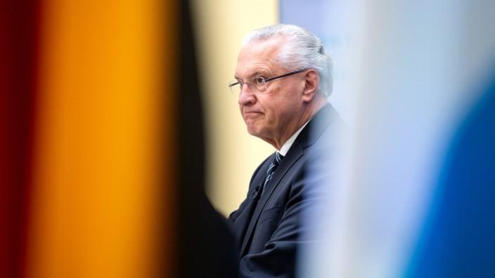 Vorstellung des  bayerischen Verfassungsschutzberichts 2020