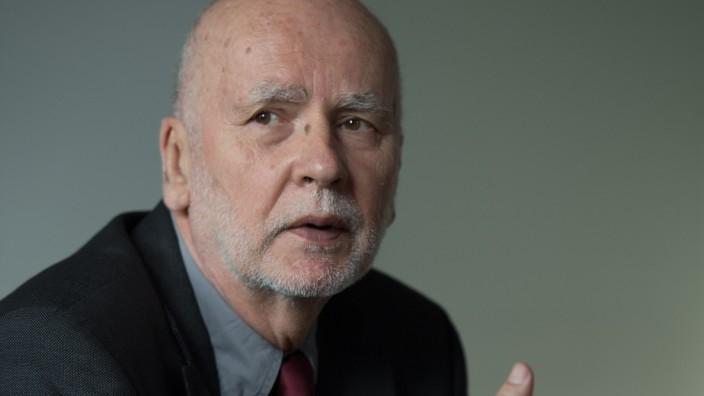 Schriftsteller Adam Zagajewski