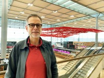 """Hauptstadtflughafen BER: """"Ich wurde dem Berliner Flughafen immer ähnlicher"""""""