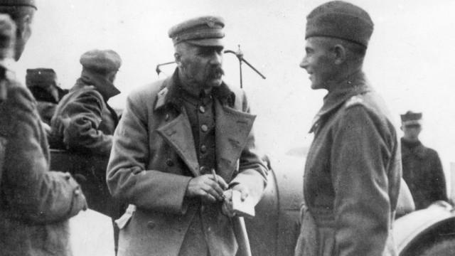 Józef Pilschutsky podczas wojny polsko-rosyjskiej 1920 roku