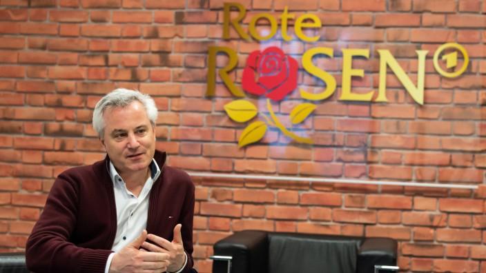 """Produktionsstopp bei ARD-Telenovela ´Rote Rosen"""""""