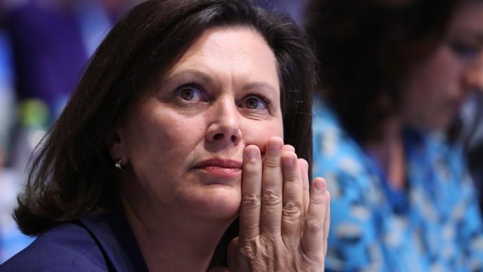 Ilse Aigner: mögliche Kandidatin als Ministerpräsidentin in Bayern