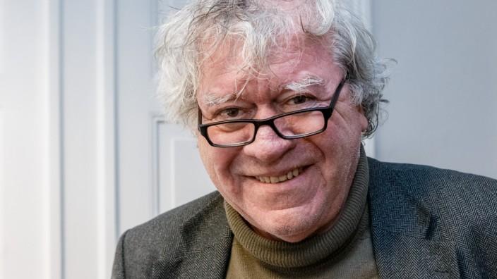 Tilman Spengler beim Literatentreffen in Lübeck
