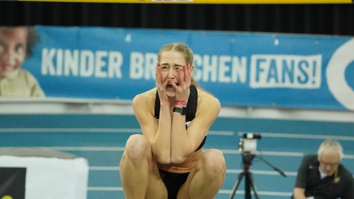 Leichtathletik, Deutsche Leichtathletik-Hallenmeisterschaften2020 , Hallen DM 2020 , 22.-23.02.2020, Arena Leipzig,Leip